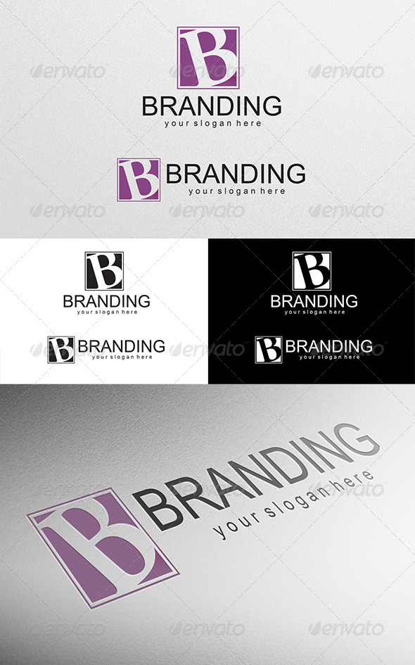 GraphicRiver Branding Logo 4837205