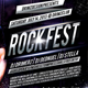 Rock And Club Flyer - GraphicRiver Item for Sale