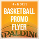 The Finals Basketball Promo Flyer - GraphicRiver Item for Sale