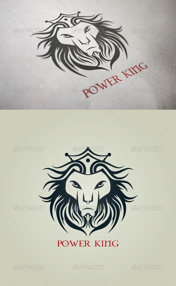GraphicRiver Power King 4848534