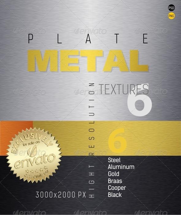 3DOcean Plate Metal Texture 4848923