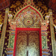 Historic Thai temple gate in Chiang Mai, Thailand - PhotoDune Item for Sale