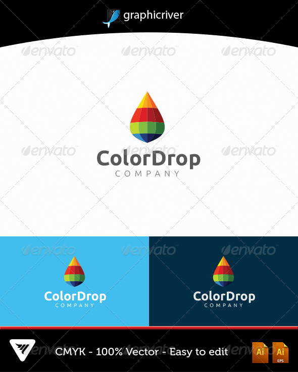 GraphicRiver Colordrop 4853482