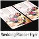 Wedding Planner Flyer - GraphicRiver Item for Sale