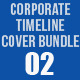 Corporate FB Timeline Cover Bundle 02 - GraphicRiver Item for Sale