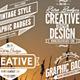 Retro Badges Col.8-Graphicriver中文最全的素材分享平台