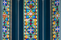 Colorful stained glass in church - PhotoDune Item for Sale