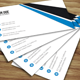 Corpoaret Business Card 16 - GraphicRiver Item for Sale