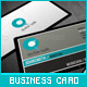 Tablet Business Card V1 - GraphicRiver Item for Sale