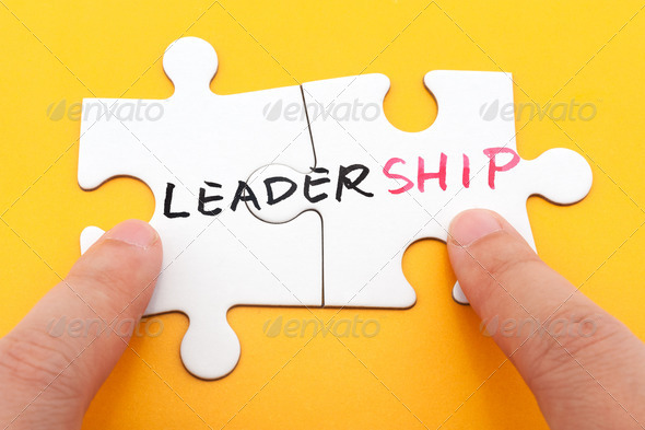 Leadership concept - Stock Photo - Images