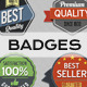 Badges - GraphicRiver Item for Sale