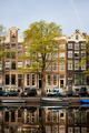 Singel Canal Houses in Amsterdam - PhotoDune Item for Sale