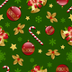 Seamless Christmas Pattern - GraphicRiver Item for Sale
