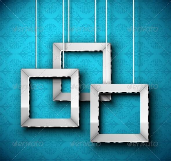 GraphicRiver Hanging Frame 4862388