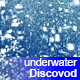 Air Bubbles in the Blue Water 4 - VideoHive Item for Sale