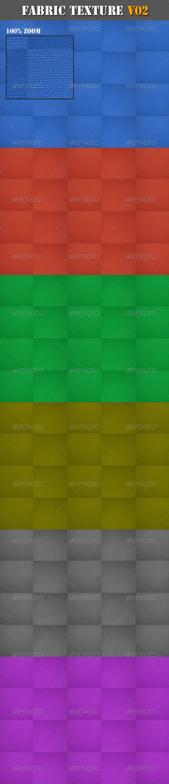 GraphicRiver Fabric Texture V02 4864824