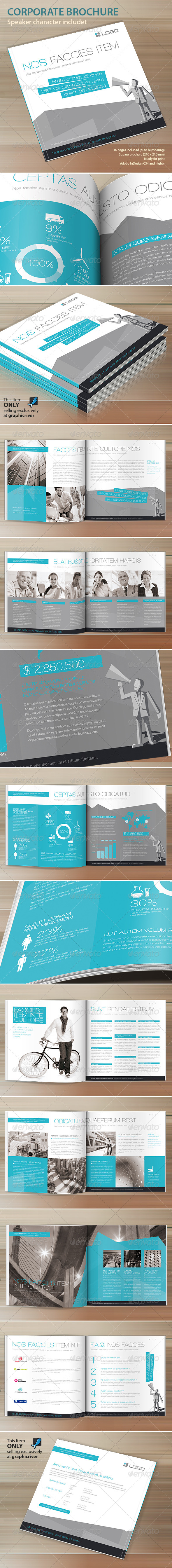 GraphicRiver Corporate Brochure 4804126