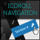 IcoRoll - Scroll Navigation System - CodeCanyon Item for Sale
