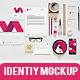 Ultimate Identity / Branding Mock-Up Set 01 - GraphicRiver Item for Sale