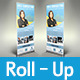 Corporate Roll-Up Signage Banner Vol.2 - GraphicRiver Item for Sale