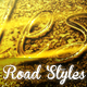 Road Styles - GraphicRiver Item for Sale