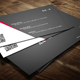 Corpoaret Business Card 7 - GraphicRiver Item for Sale