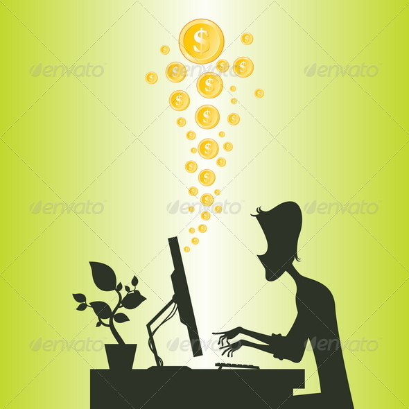 GraphicRiver Making Money Online 4877738