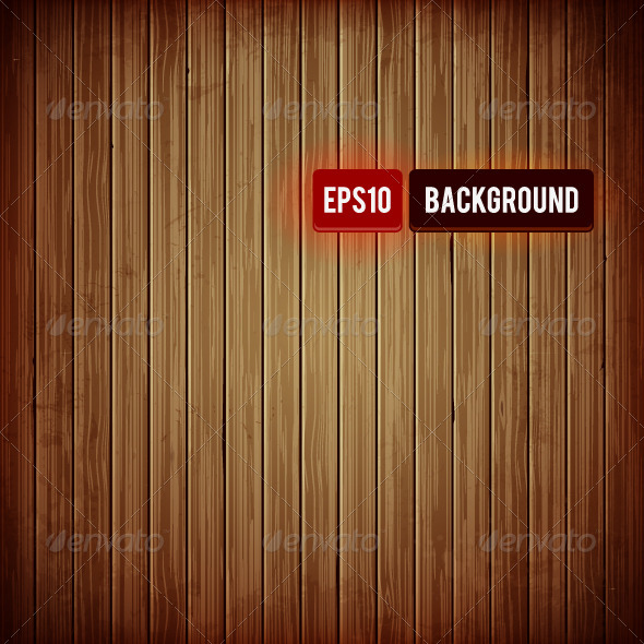GraphicRiver Wooden Plank Background 4878849