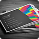 Creative Business Card 003 - GraphicRiver Item for Sale