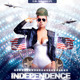 Flyer Independence Day July 4 - PSD - GraphicRiver Item for Sale