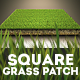 Square Grass Patch - GraphicRiver Item for Sale