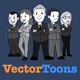 Vector Toons Infographic and Comics - GraphicRiver Item for Sale