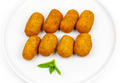 croquettes served as tapas - PhotoDune Item for Sale