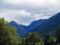 Mountain Scenery Surrounding the Town of Leavenworth Washington USA - PhotoDune Item for Sale