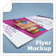 Flyer Mockup - GraphicRiver Item for Sale
