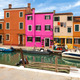 Canal In Burano - PhotoDune Item for Sale