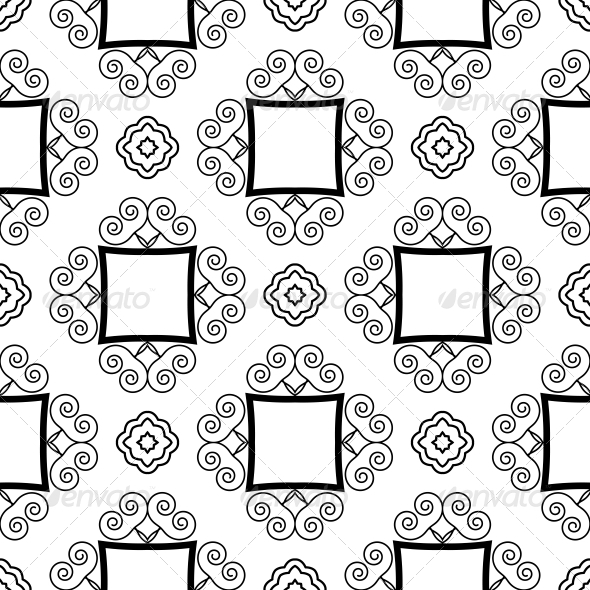 GraphicRiver Geometric Pattern for Printing 4892130
