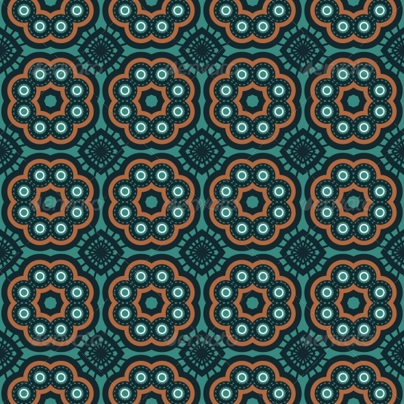 GraphicRiver Geometric Pattern for Printing 4892240