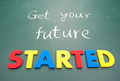 Get your future started - PhotoDune Item for Sale