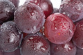 Grapes with drops, fresh fruit. - PhotoDune Item for Sale