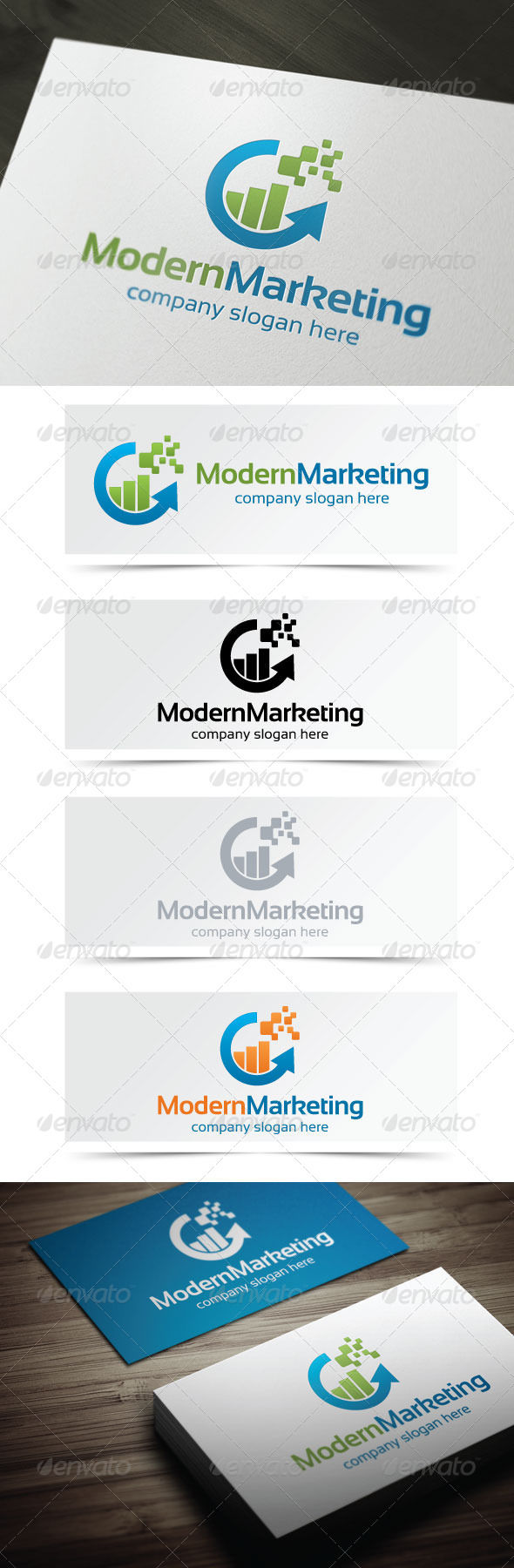 GraphicRiver Modern Marketing 4894903