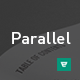 Parallel - Responsive Photography WordPress Theme - ThemeForest Item for Sale