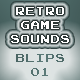 Retro Game Sounds Blips 01