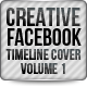 Creative Facebook Timeline Covers Vol.1 - GraphicRiver Item for Sale