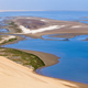Aerial view on Sandwich harbour in Namibia - PhotoDune Item for Sale