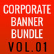 Multipurpose Corporate Banner Bundle - GraphicRiver Item for Sale