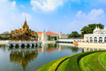 The Royal Palace of Bang Pa-In in Ayutthaya, Thailand - PhotoDune Item for Sale