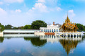 The Thai Royal Residence at Bang Pa-In Royal Palace in Ayutthaya - PhotoDune Item for Sale