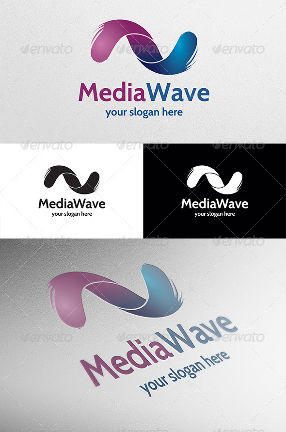 GraphicRiver Media Wave 4903904