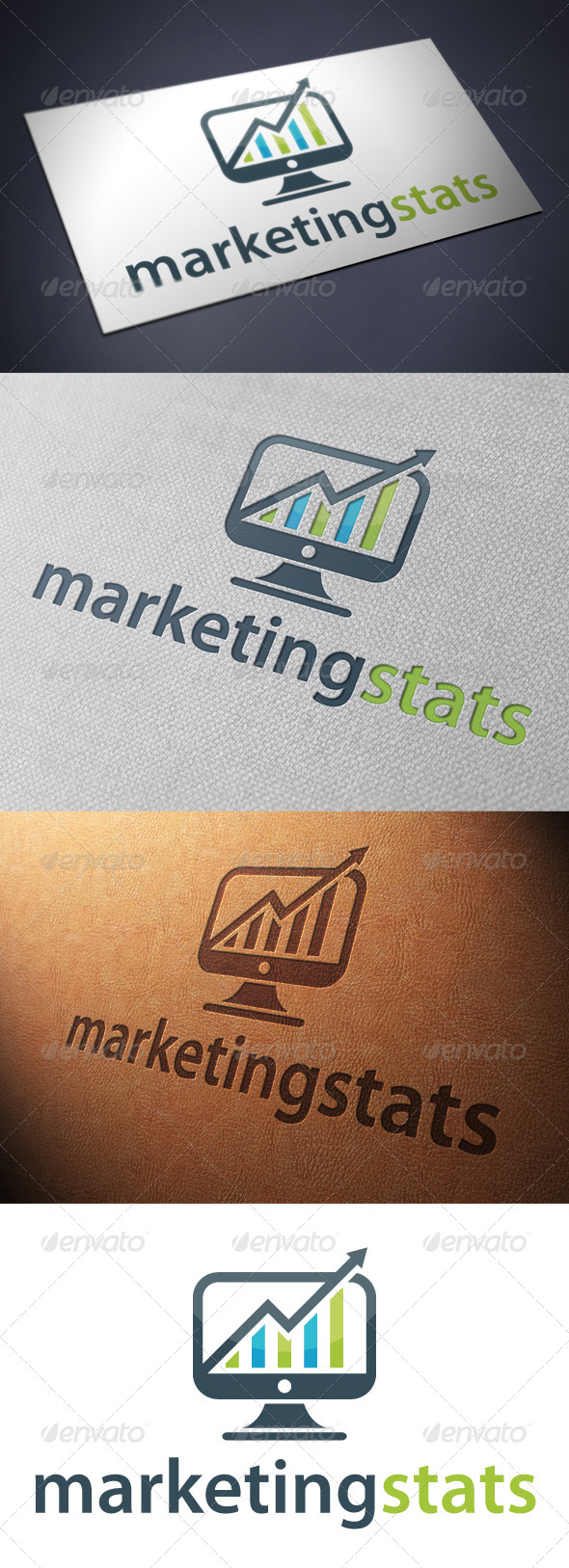 GraphicRiver Marketing Online Logo 4904520